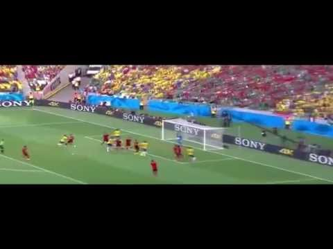 Brazil vs Mexico(Guillermo Ochoa) GOAL SAVING 2014 World Cup