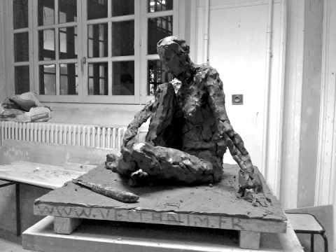 Turbo Sculpture de femme en terre cuite terre à modeler argile - YouTube DB53