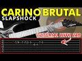 Cariño Brutal - Slapshock Guitar Tutorial (WITH TAB)