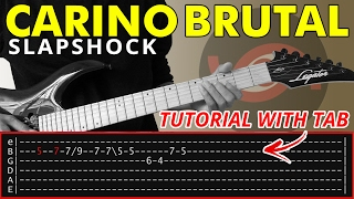 Download Cariño Brutal - Slapshock Guitar Tutorial (WITH TAB) MP3 song and Music Video