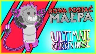 NOWA POSTAĆ - MAŁPA | Ultimate Chicken Horse [#93] | BLADII