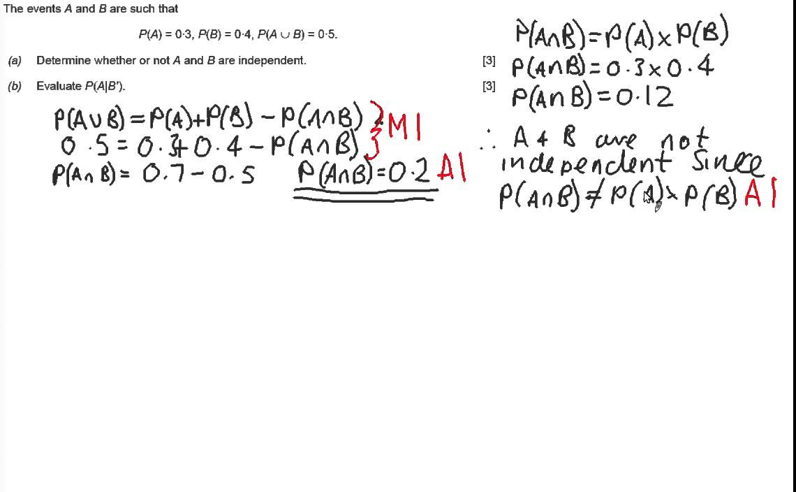 Mei m1 june 2013 mark scheme array wjec s1 june 2014 q1 set theory solution youtube rh youtube fandeluxe Image collections