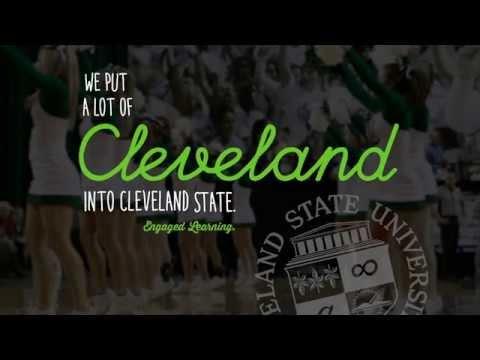 Cleveland State University Tour