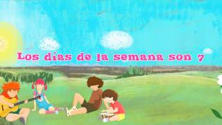 Los días de la semana en español. Learn the Days of the week in Spanish