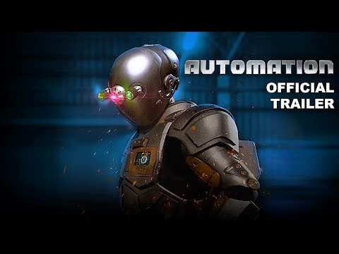 Automation trailer