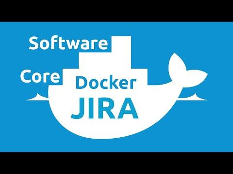 Jira в Docker