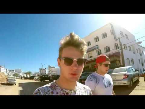 """Vlogg 1 """"Vi är i Marocko"""""""