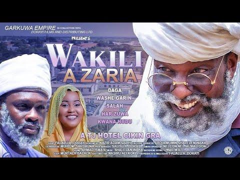 Download WAKILI A ZARIA (1&2) CIGABAN WAKILI LATEST KANNYWOOD HAUSA MOVIE Ft Sulaiman Bosho, Alhassan Kwalle