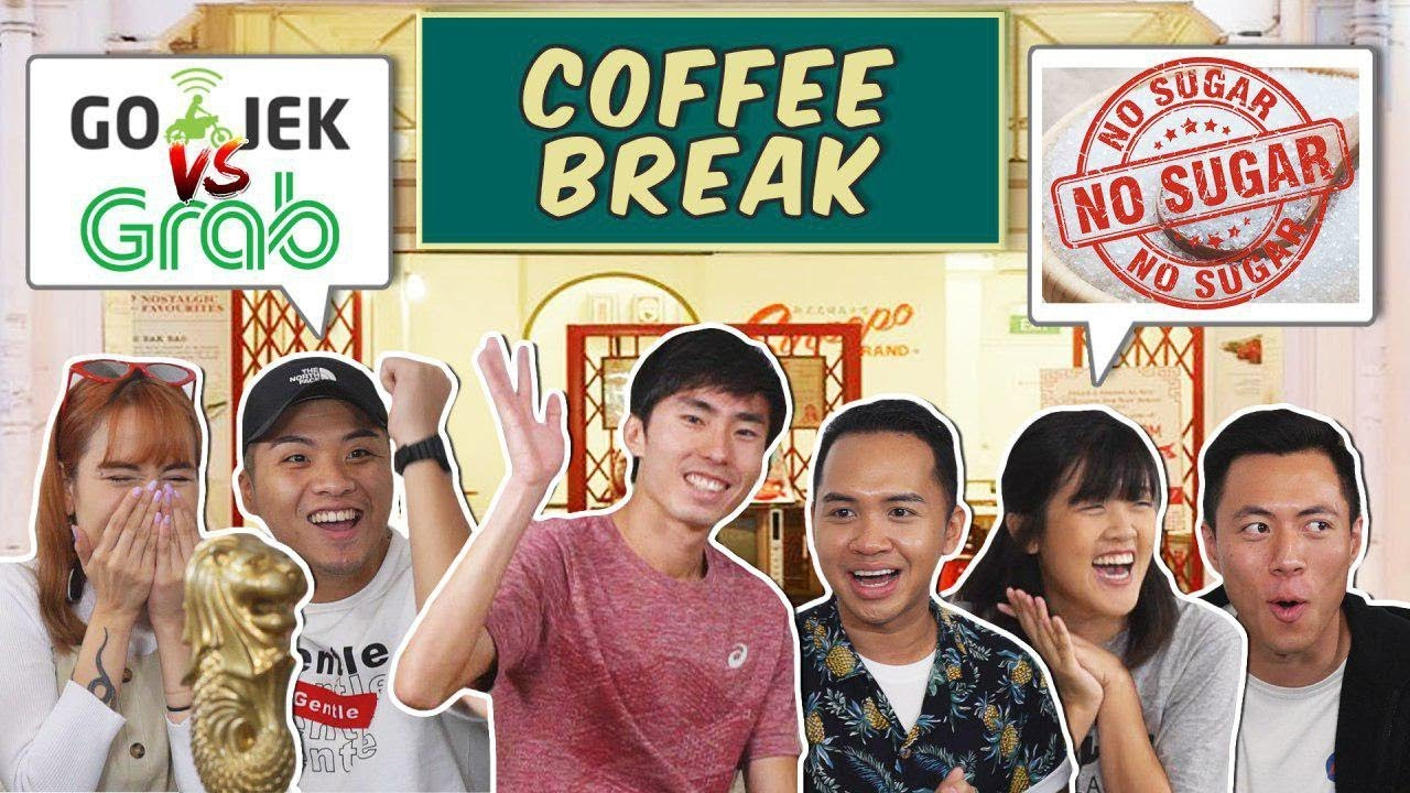Coffee Break: Singapore Sugar Ban, Standard Chartered Marathon & GO-JEK