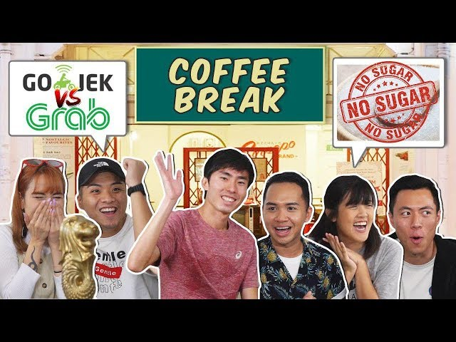 Coffee Break EP10: SINGAPORE SUGAR BAN, STANDARD CHARTERED MARATHON & GOJEK