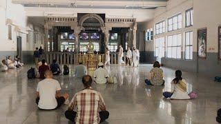 Bhagavan Sri Ramana Maharshi Ashram (Ramanasramam) Tiruvannamalai, Tamil Nadu