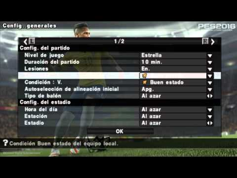 PES 2016 - PSP LIGA MX