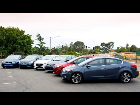 2014 Compact Car Comparison - Kelley Blue Book