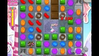 Candy Crush Saga Level 486 No Booster 3 Stars