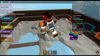 Roblox as Ngamernic Roblox, Nubneb, and Denisdaily