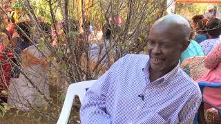 FURAHA ISIYO NA KIFANI; Baba na bintiye wakutana baada ya miaka 43