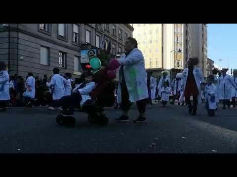 Desfile Entroido en Ourense