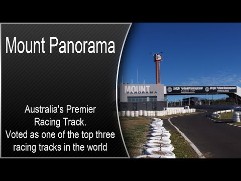 Mount Panorama - Bathurst, New South Wales
