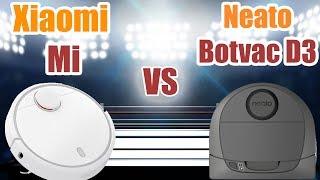 Xiaomi Mi VS Neato Botvac Conn…