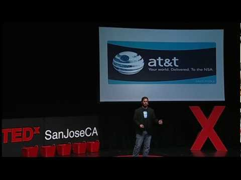 Why Google won't protect you from big brother: Christopher Soghoian at TEDxSanJoseCA 2012