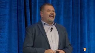 InfoSeCon 2018 Afternoon Keynote -  Brett Johnson