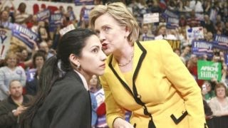 Concerns about Clinton aide