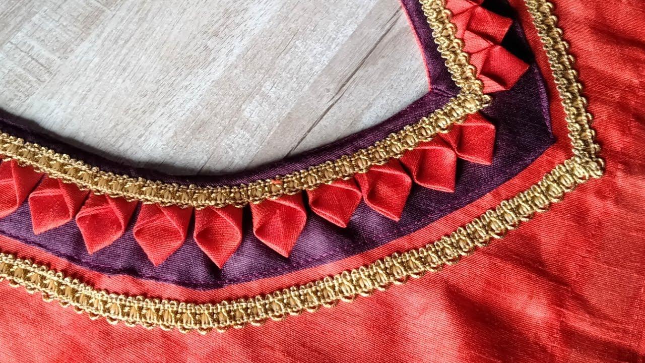 Latest blouse design, #Back blouse design, #latestblouse, #easy,blouse, blouse design, ##designpur