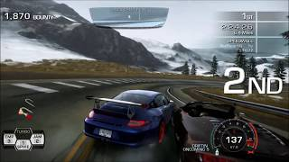 Need For Speed Hot Pursuit - Avalanche (Porsche 911 GT3 RS)