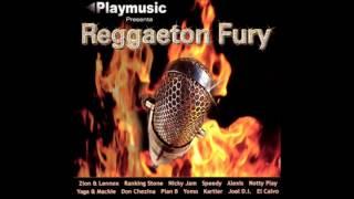 Reggaeton Fury (CD Completo) [2005]