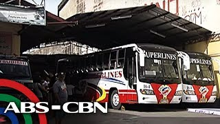 Bandila: 3 terminal ng bus sa EDSA, ipasasara
