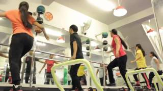 Aerobics & Fun Workout at Her Fitness