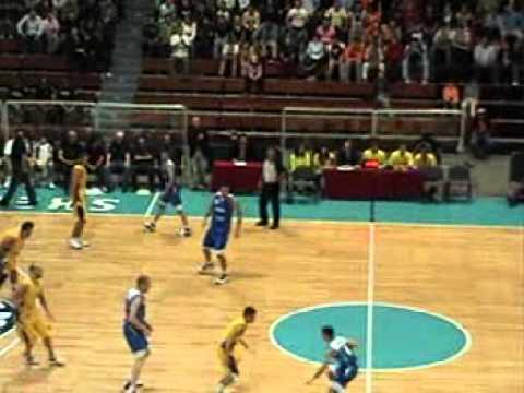 International Basketball Bosnia vs Israel NBA players 2006