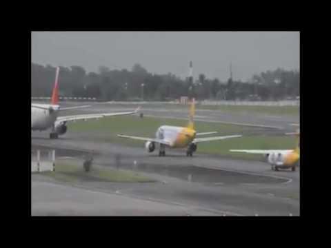 Gotcha! NAIA Worst Air Traffic (Manila, Philippines)