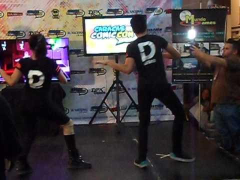 Bad Romance Extreme | D-Dancers | Caracas Comic Con: Torneo de Just Dance 2015