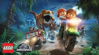 LEGO JURASSIC WORLD #1: Lego thế giới khủng long