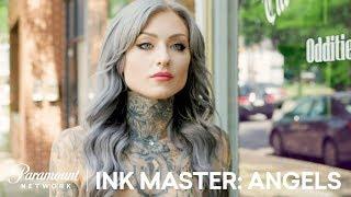 Meet the Angels: Ryan Ashley   Ink Master: Angels (Season 1)