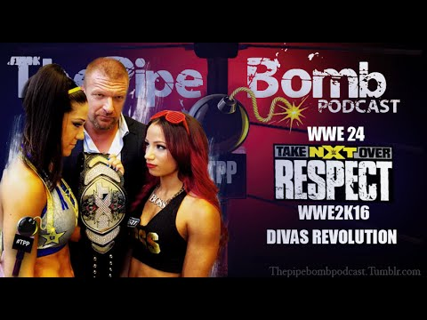 The PipeBomb Podcast #48: WWE 24, NXT...