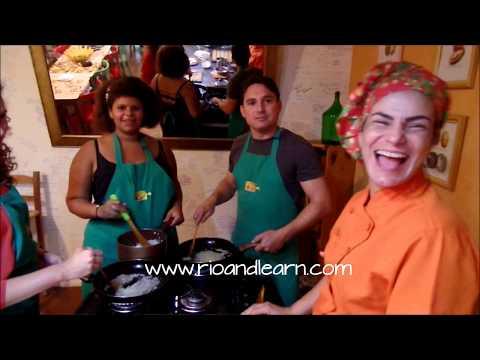 Brazilian Cuisine 14.07.17 RioLIVE!