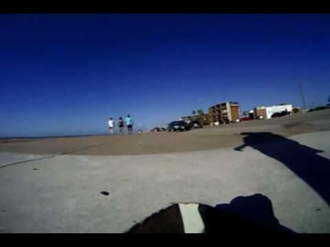 Galveston Longboard Seawall