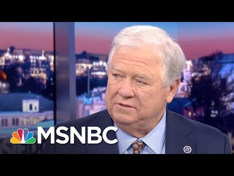 Haley Barbour: Don't Expect A Wave Election From Democrats | Kasie DC | MSNBC