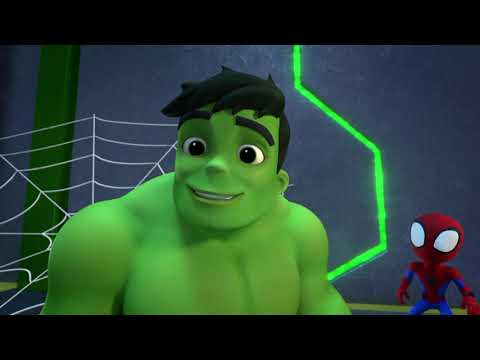 Download 🤝 A Helping Hulk | Marvel's Spidey and His Amazing Friends | Disney Junior Arabia