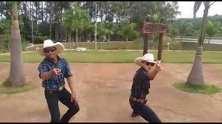 Antony e Gabriel  Pinga Boa, coreografia COWBOYS VAGABUNDOS!!!