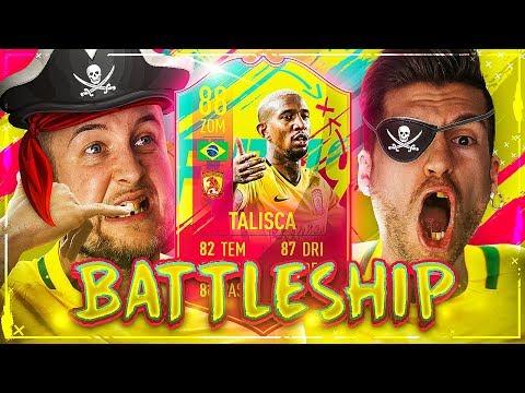 FIFA 19: TALISCA CARNIBALL BATTLESHIP WAGER vs Der K. 🔥😱
