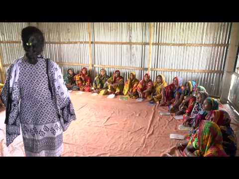 An Innovative way of Humanitarian Assistance using Mobile Money Transfer in Bangladesh