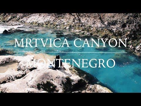 Canon 80D // Mrtvica Canyon, Montenegro // Cinematic Travel Vlog