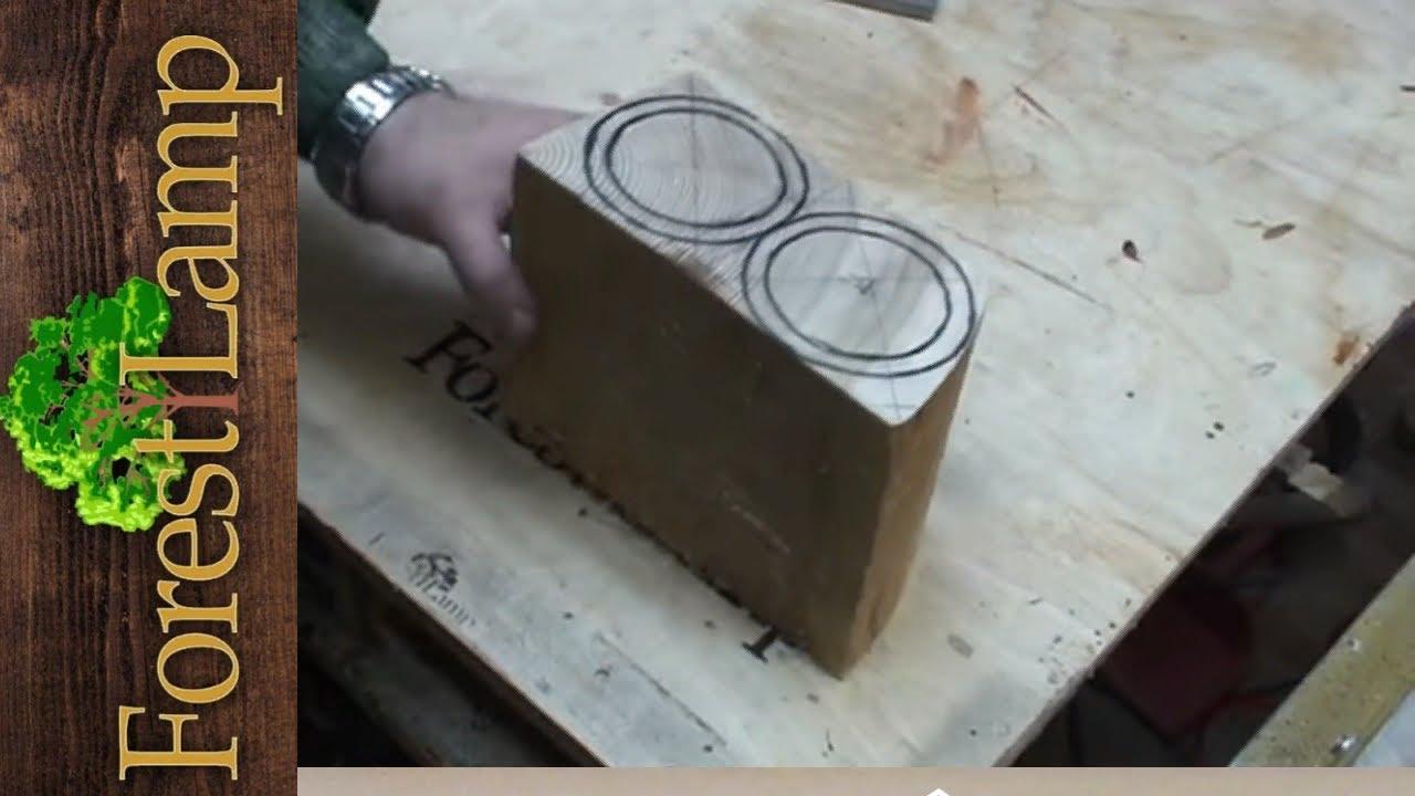 Как сделать деревянную кружку легко ХИТРОСТИ МАСТЕРОВ))) ТАКОГО ЕЩЕ НЕ ДЕЛАЛ)) amazing ideas  