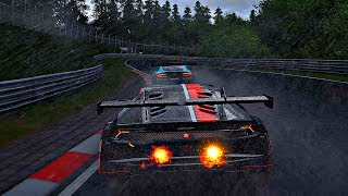 Project CARS 2 - Gameplay Lamborghini Huracan GT3 @ Nurburgring Nordschleife [4K 60FPS ULTRA]