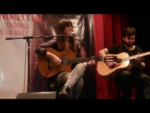 "Vanesa Martin "" Ateneo "" Argentina 1/12/14 parte 1 HD"