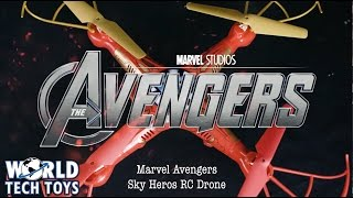Avengers Sky Heroes RC Drone
