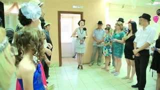 Гангстерская свадьба Александра и Екатерины